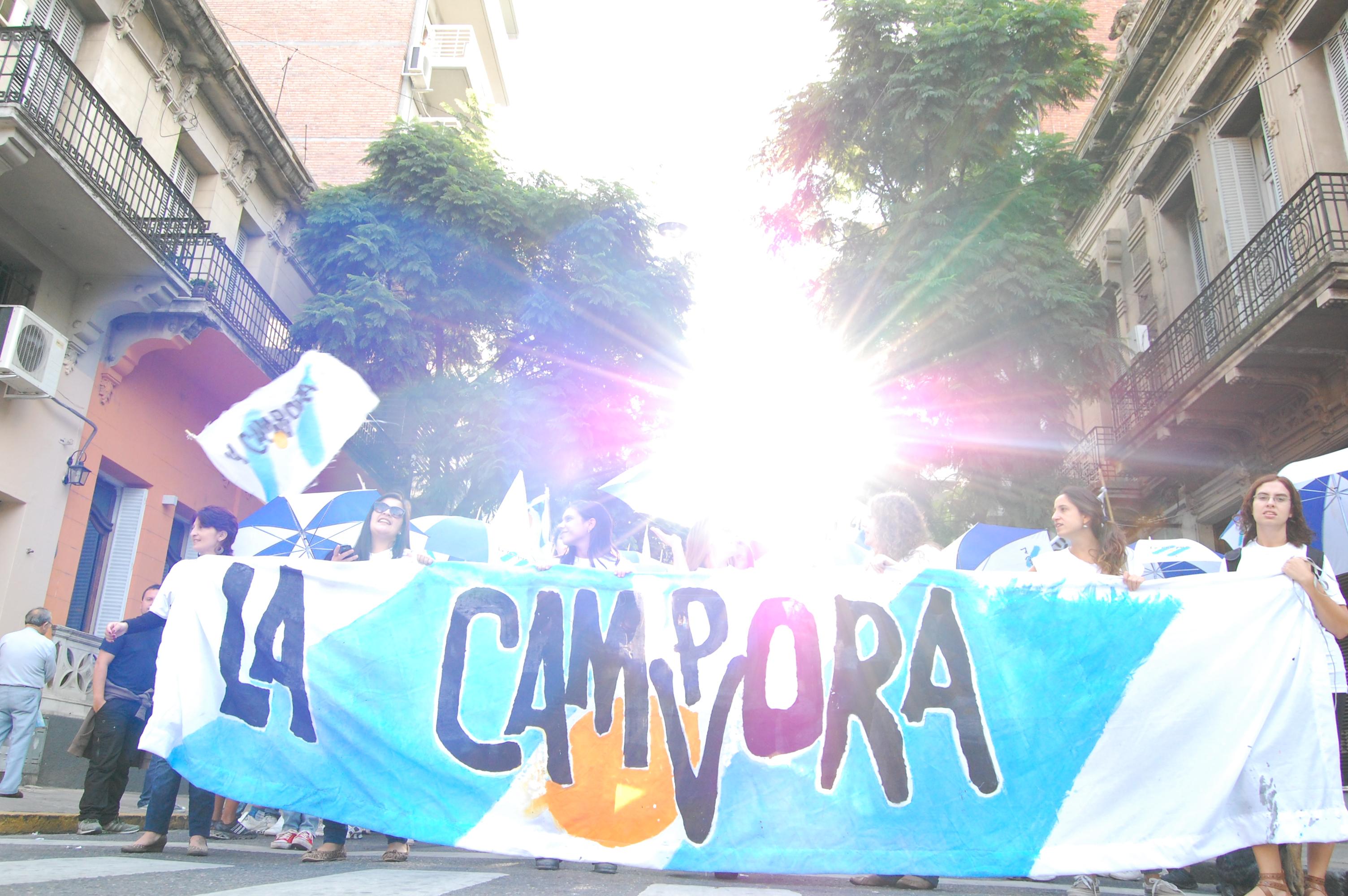 19 Marcha 24 de marzo en Rosario