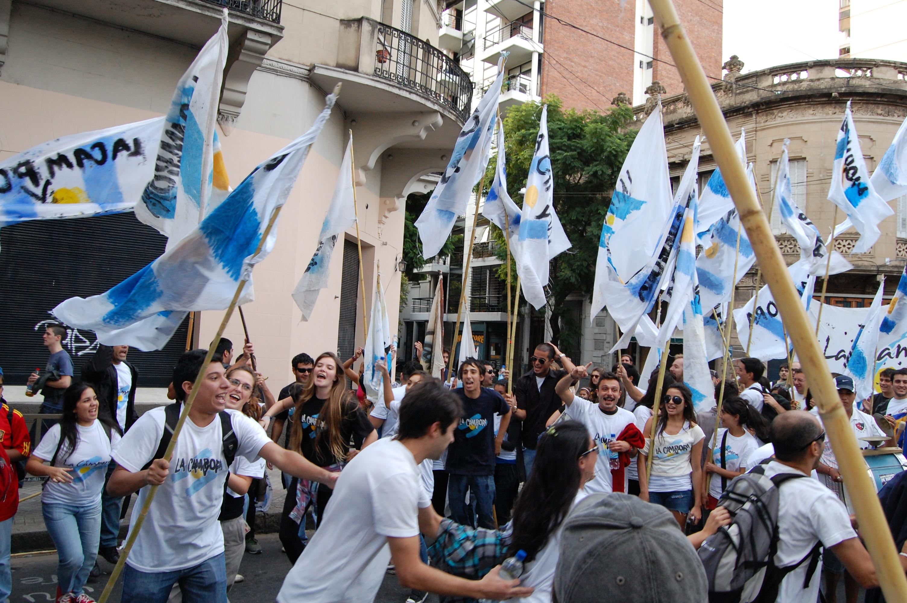20 Marcha 24 de marzo en Rosario