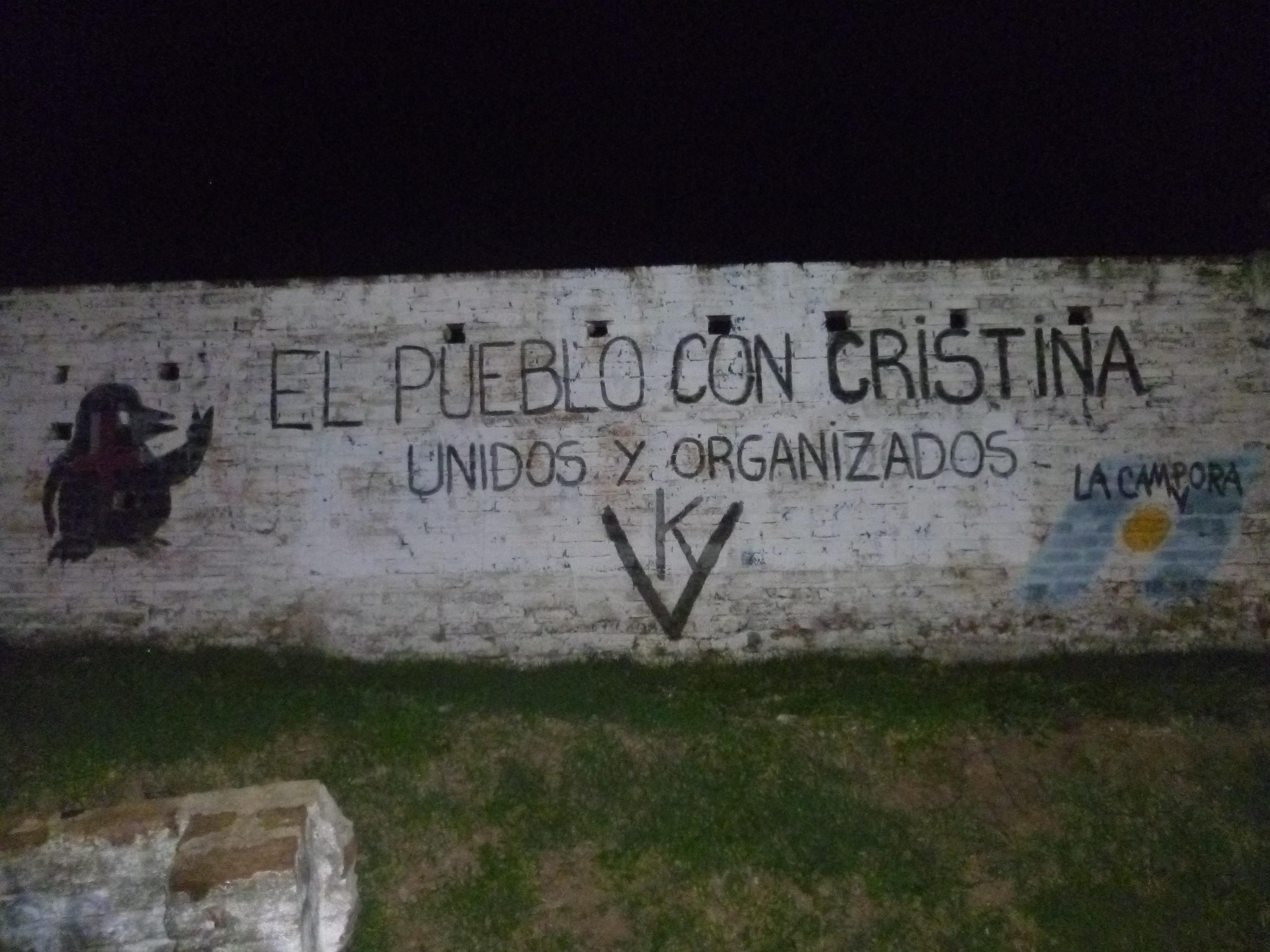 Pintadas en Villa Constitución 02
