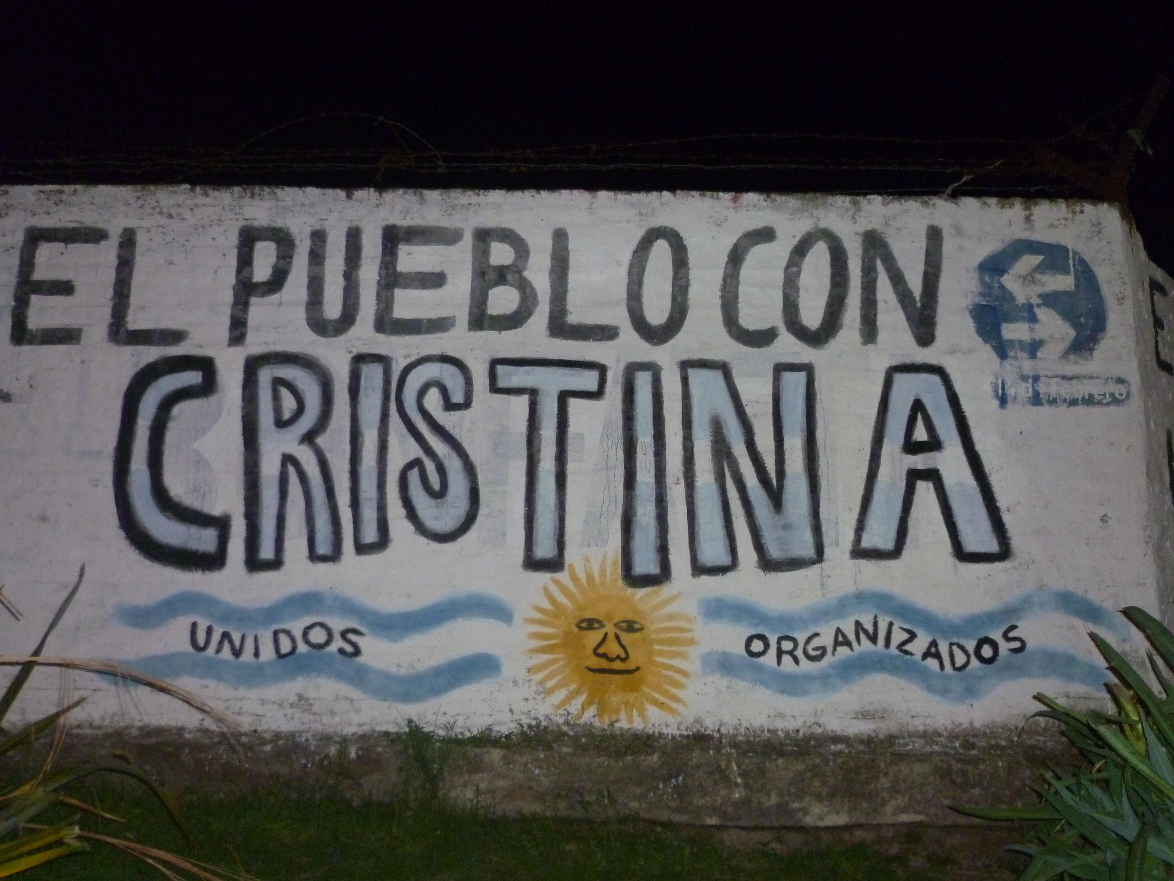 Pintadas en Villa Constitución 04