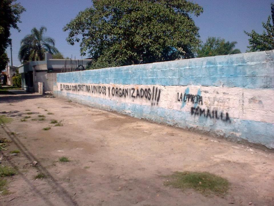 Pintadas en Tucumán 11