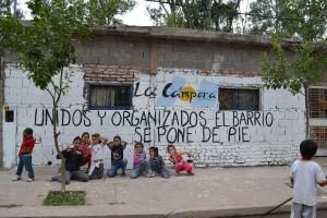Córdoba: Integración barrial en Villa Cooperativa los Paraísos