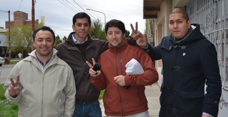 CFK en Santa Cruz 11