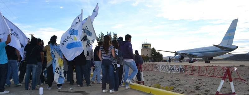CFK en Santa Cruz 09