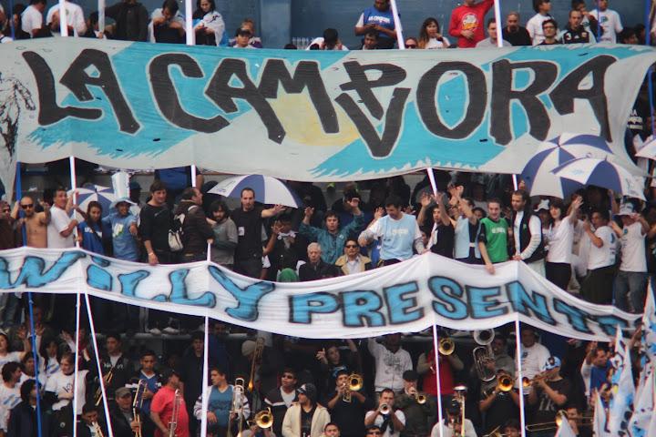 La Cámpora en Vélez