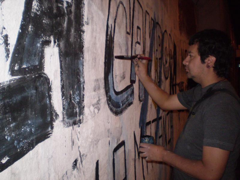 Mural Malvinas 16