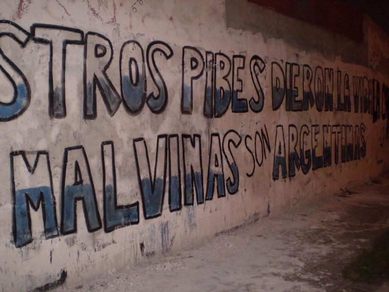 Mural Malvinas 21