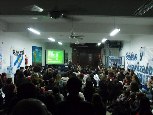 Encuentro militante de Compras Comunitarias de Alimentos