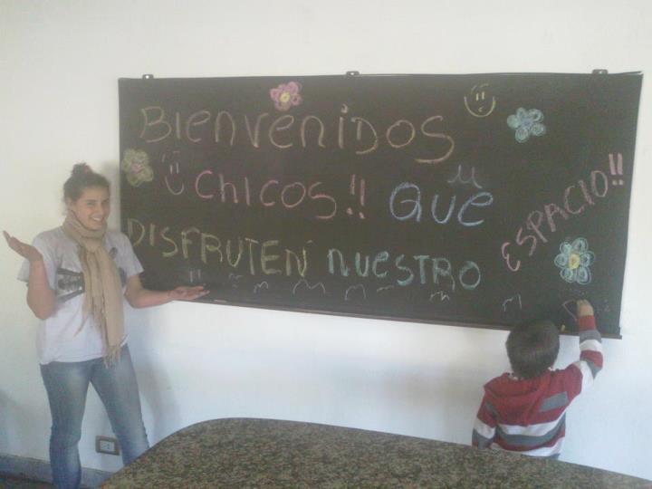Apoyo escolar en Jacobacci