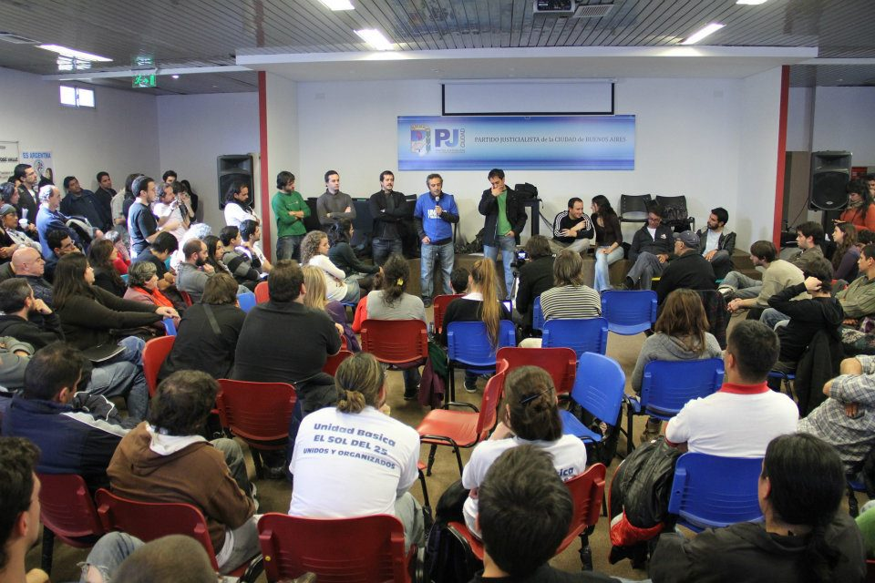 Unidos y Organizados: Plenarios en la C.A.B.A.