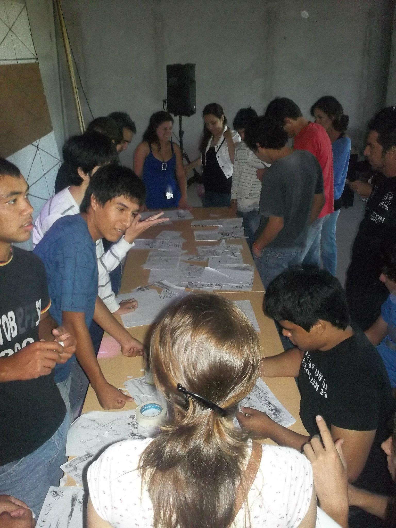 Jornada en Chaco