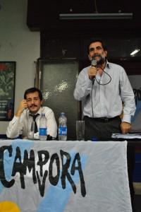 """""""Sintonía fina en el empleo"""" : Charla con Enrique Deibe y Mariano Recalde"""