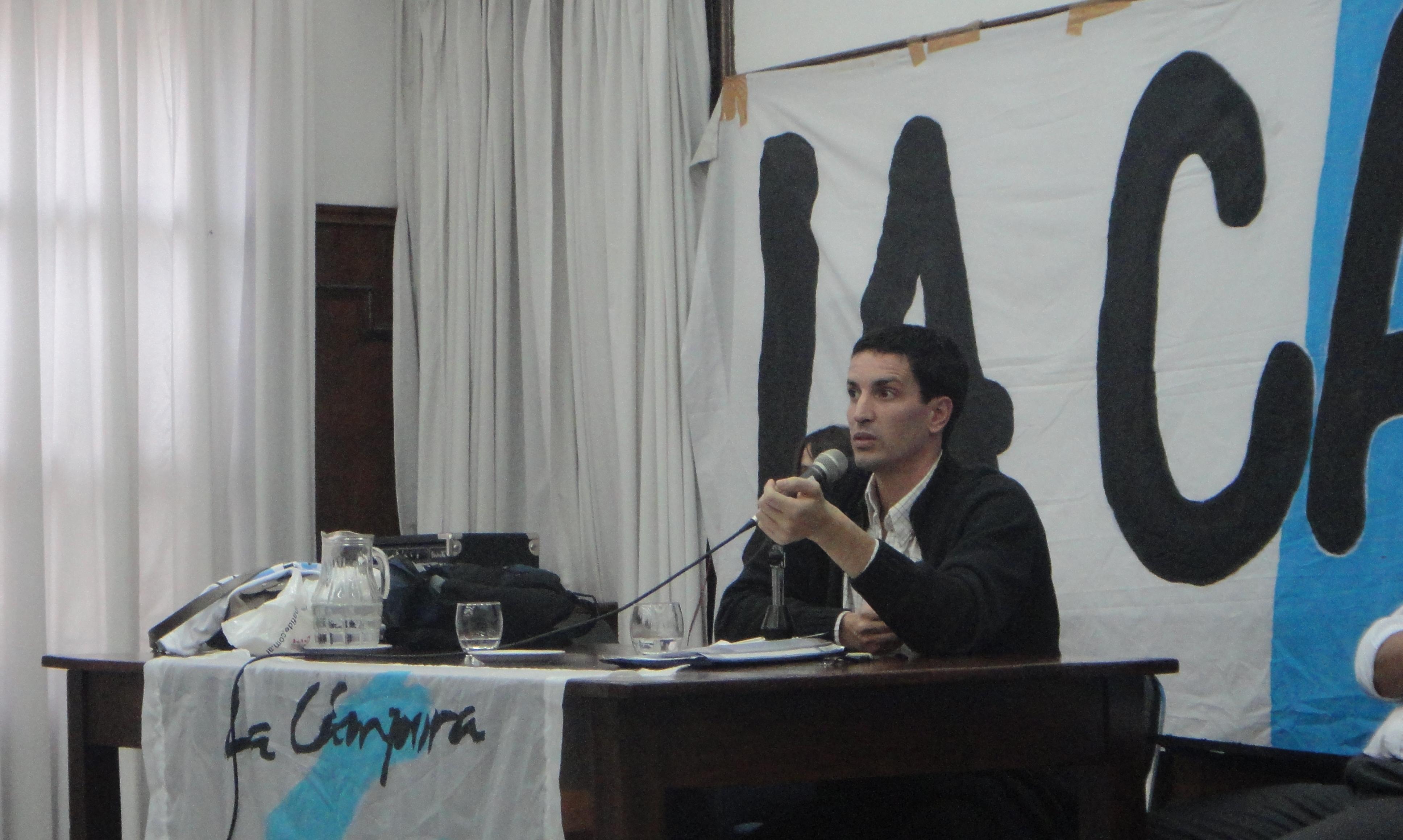 Charla Universidad en Jujuy