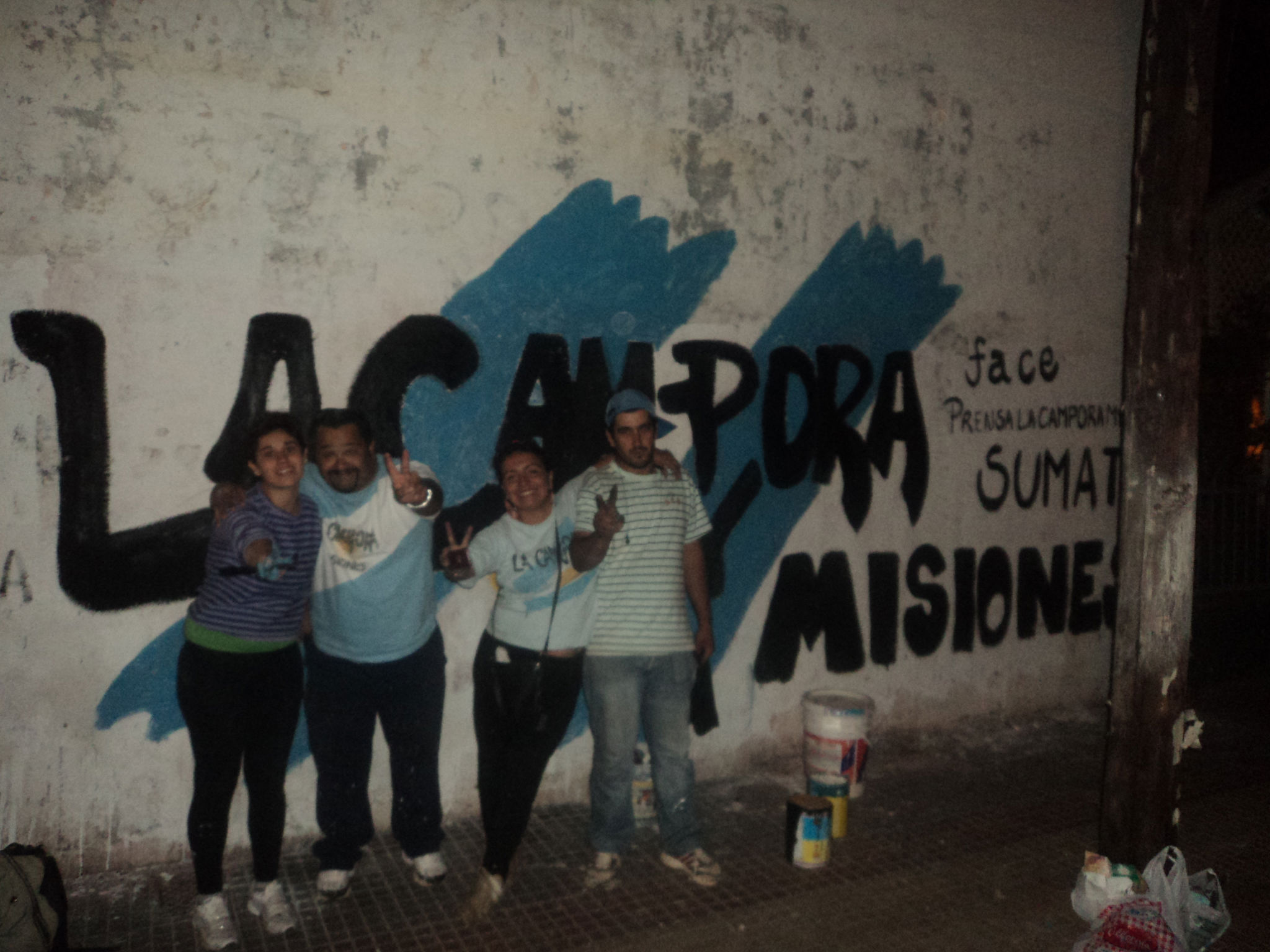 Mural Misiones
