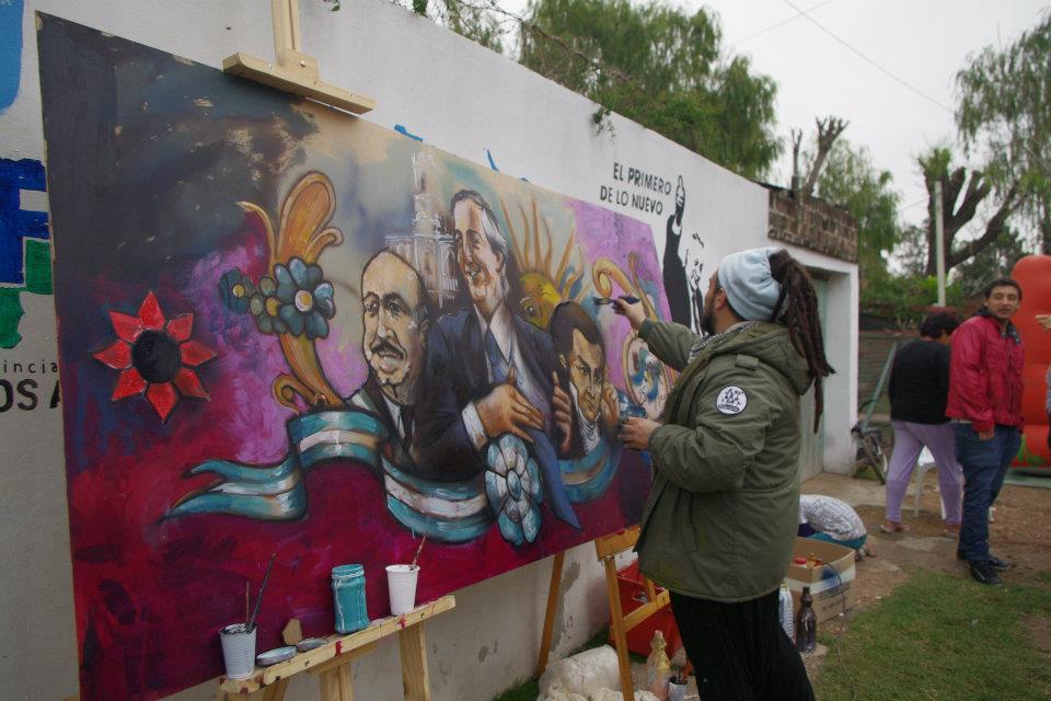 Festejos en Quilmes por el 25 de mayo