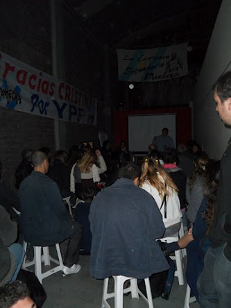 Mendoza Charla YPF