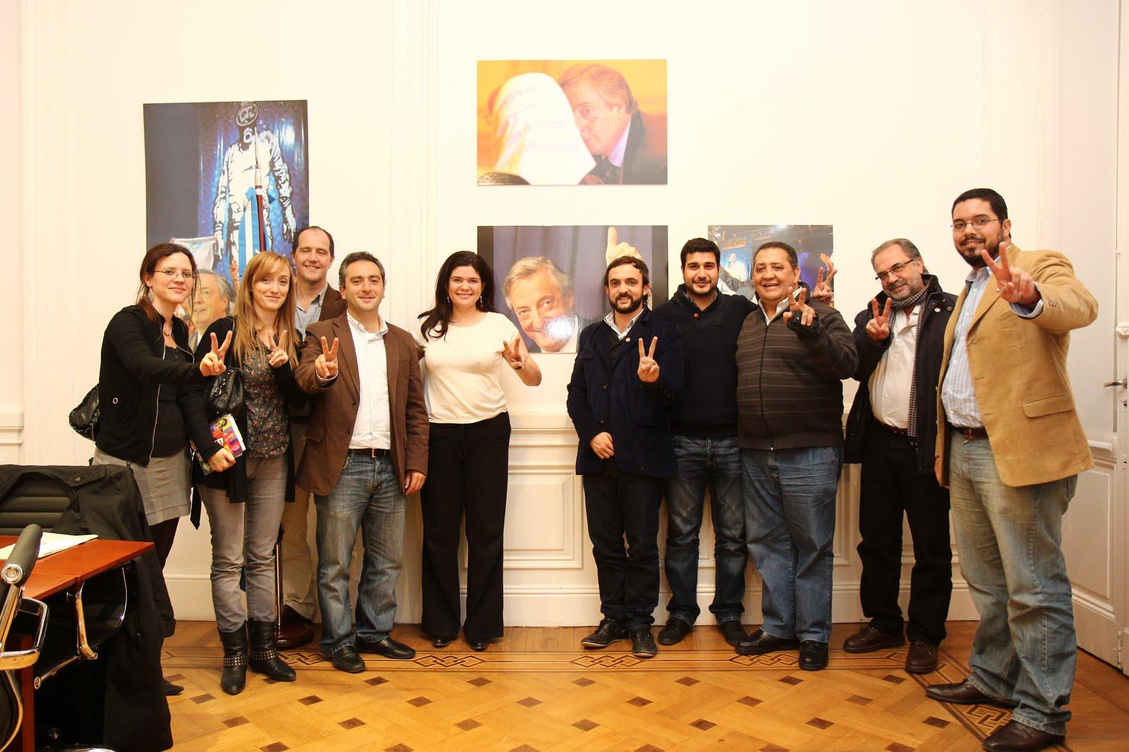 Encuentro con Raquel Garrido: Francia y la tercera posición