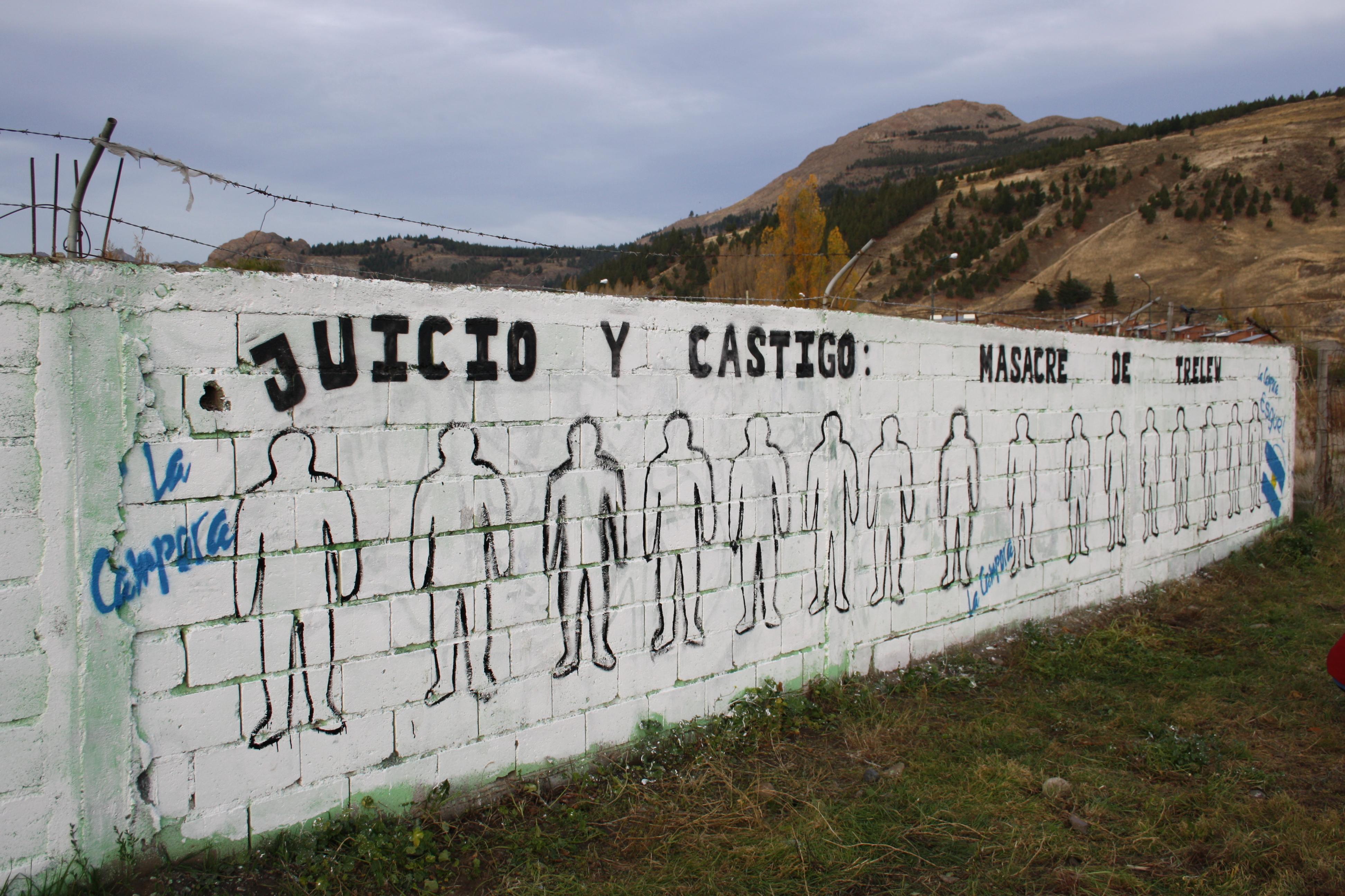 Mural Trelew