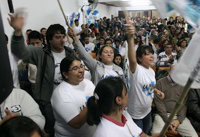 Cristina es Soberanía Nacional