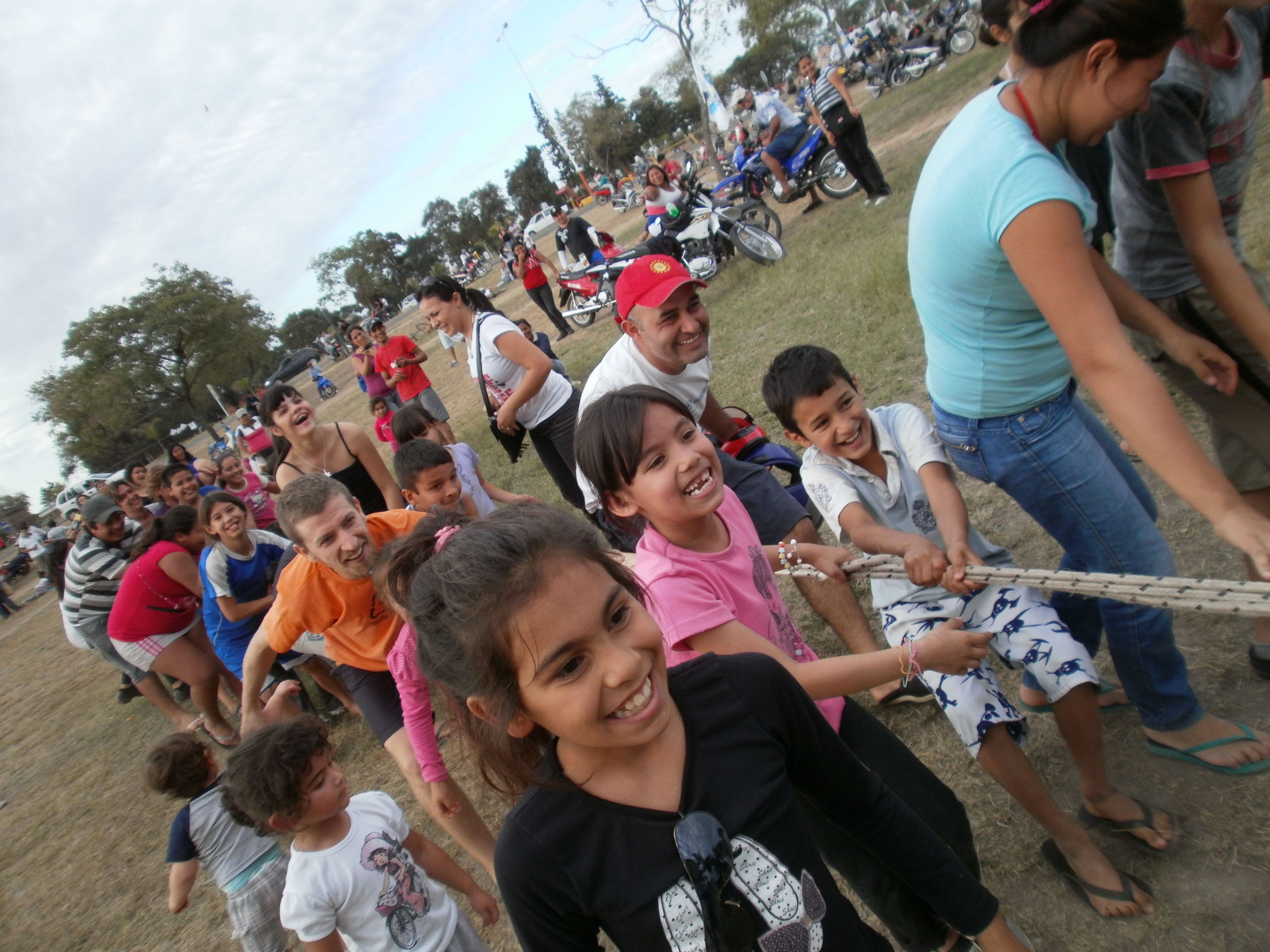 Chaco Kermes Cultural Infantil