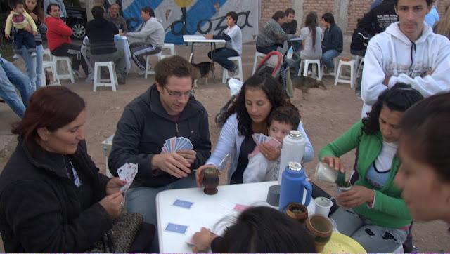 Jornada solidaria en Godoy Cruz