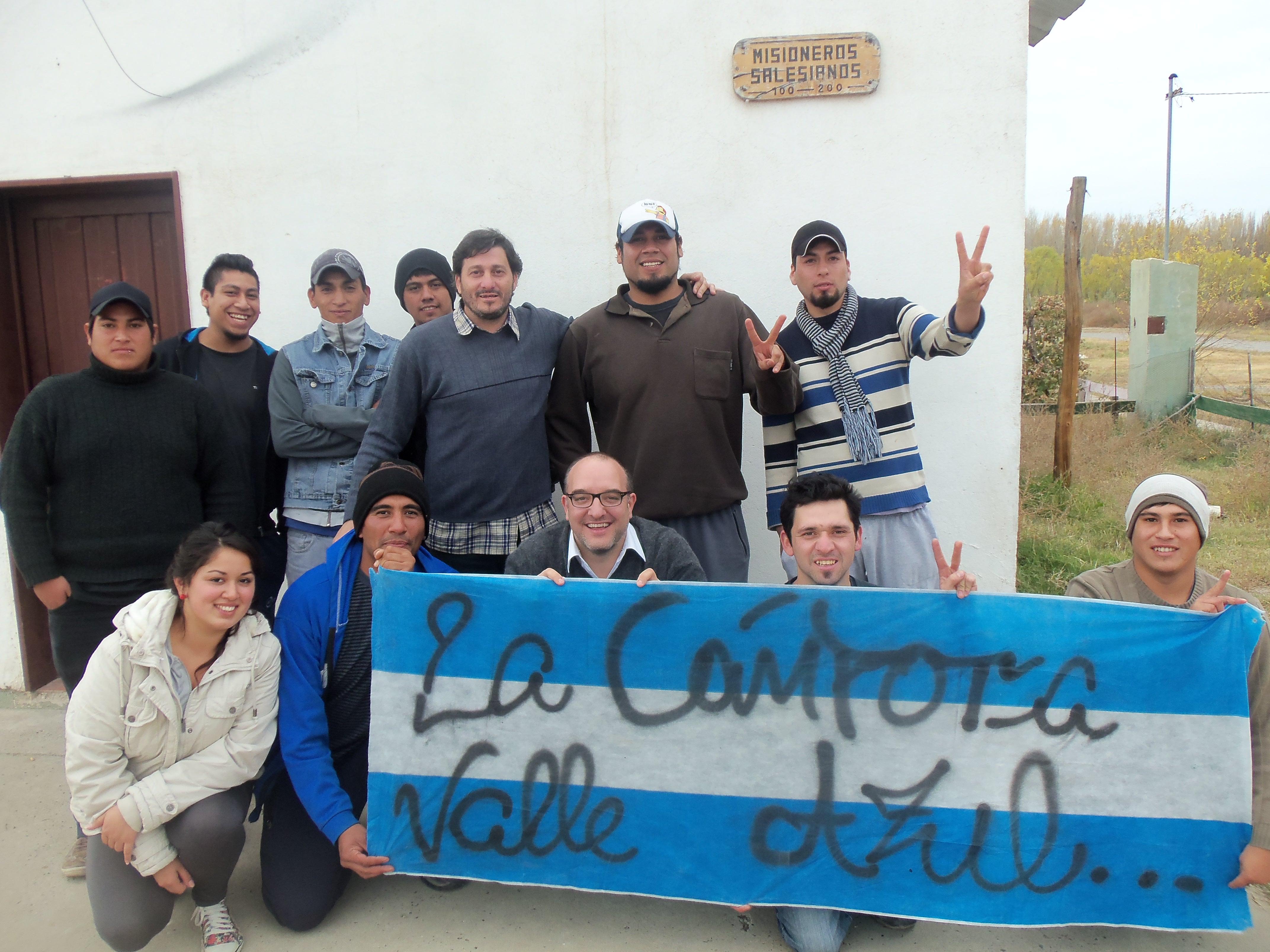 Paraje Valle Azul