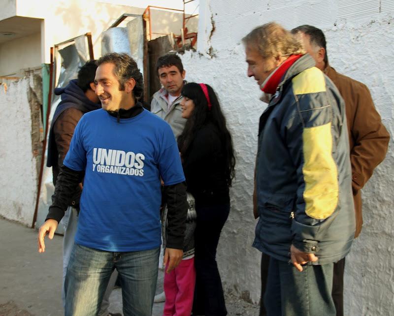 Jornadas solidarias en Quilmes