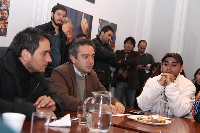 Reunión del Frente de Villas en el Salón de la Juventud Néstor Kirchner