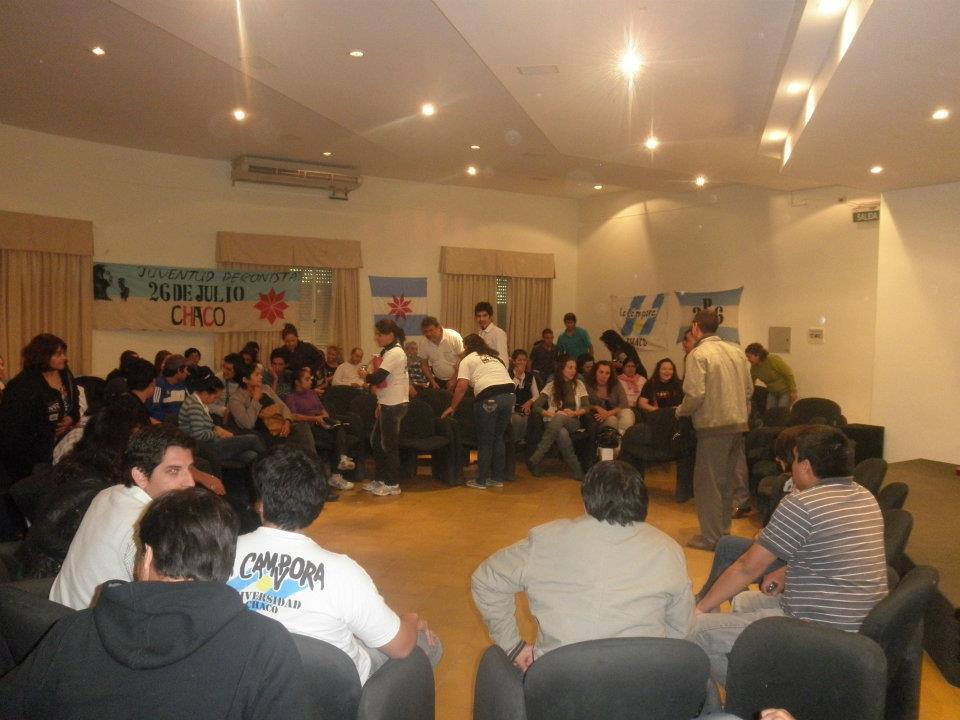 Chaco inclusion