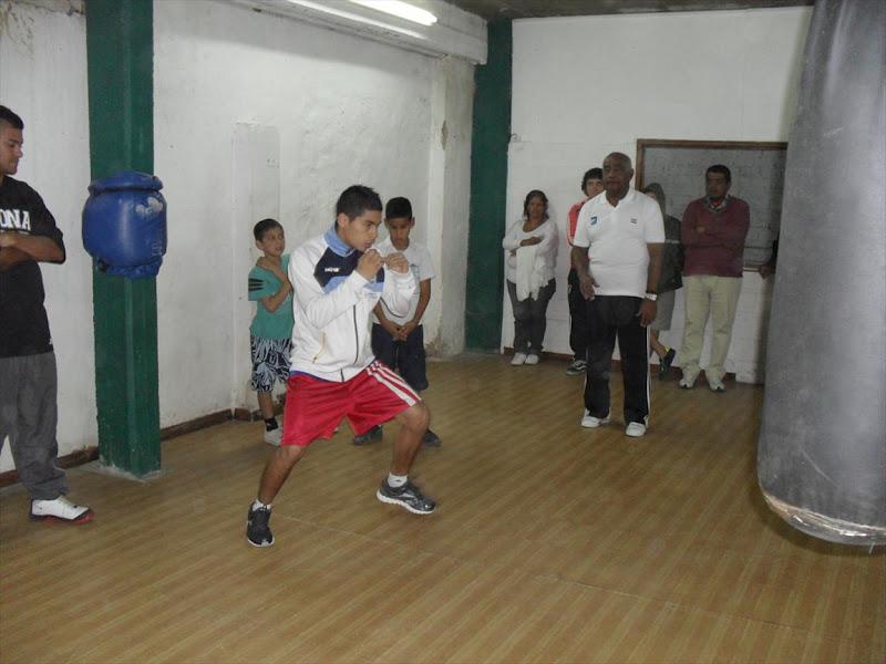 Conferencia de Boxeo y Deporte en San Isidro