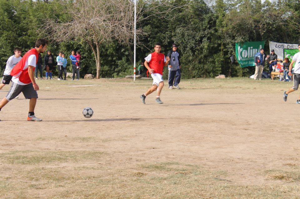 Copa YPF Soberana, Unidos y Organizados