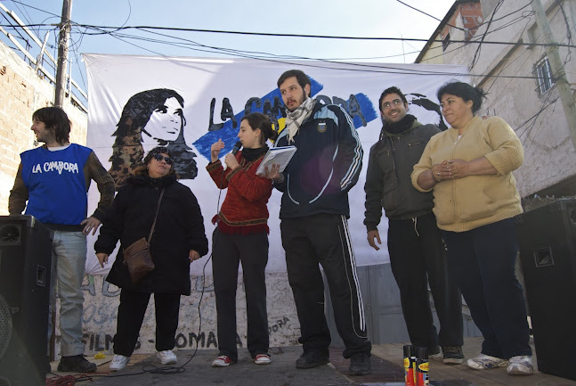 Jornada Solidaria en el Barrio Fátima