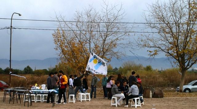 En los barrios de Mendoza