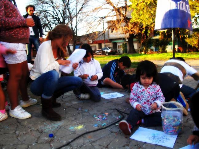 Jornada solidaria y cultural en la Comuna 12