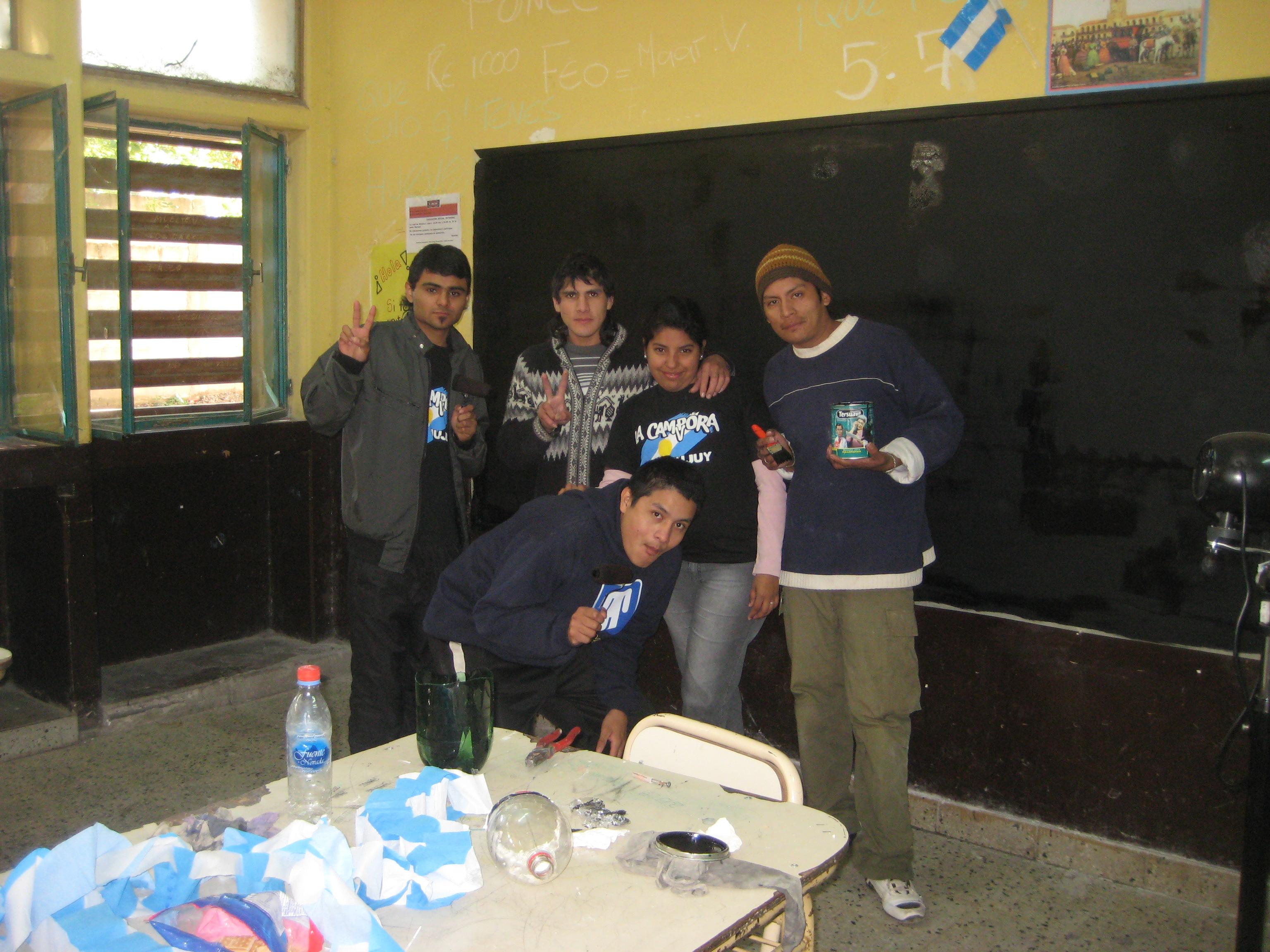 Jujuy San Pedro pinta
