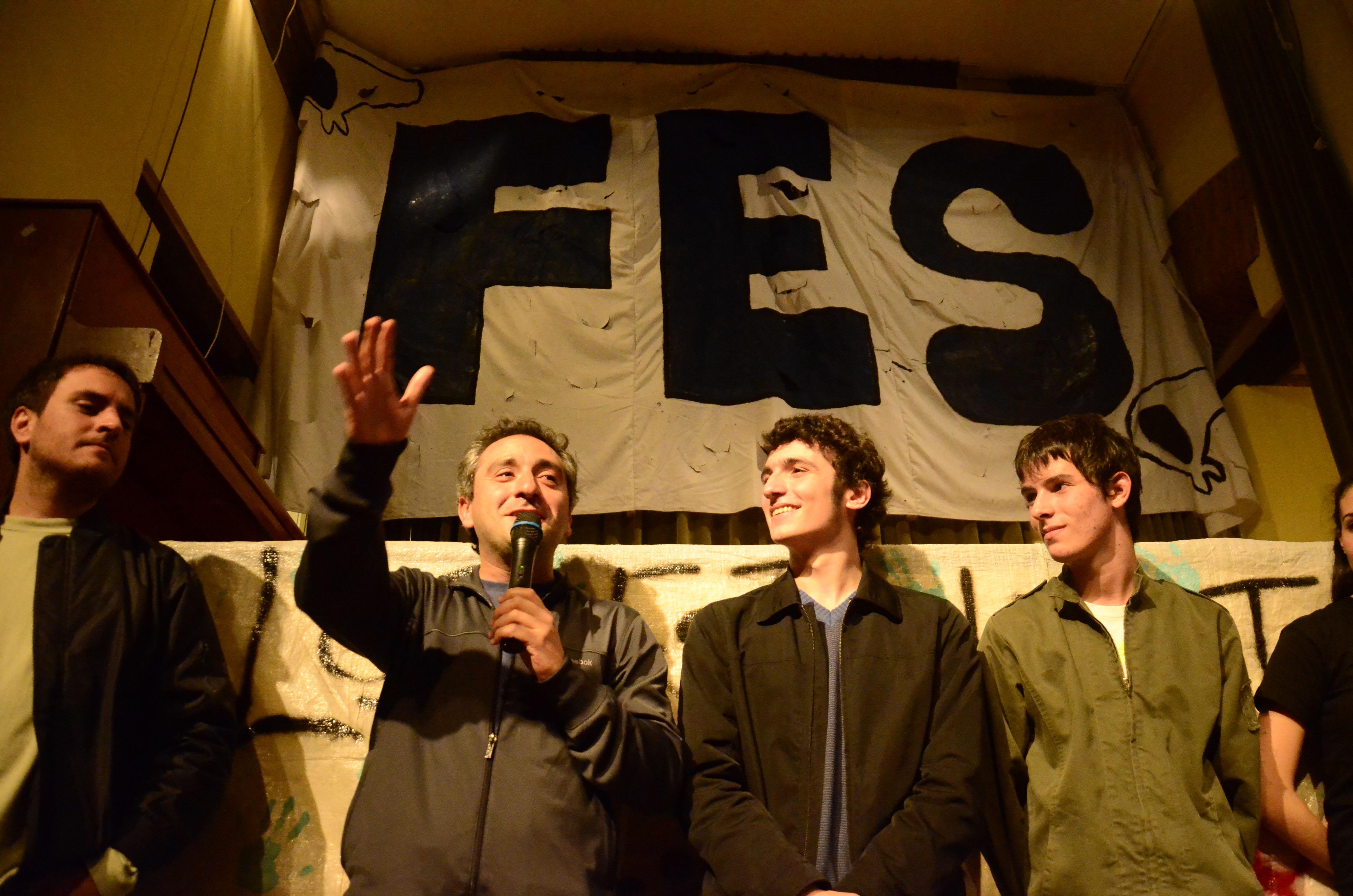 Crece la FES, avanza el Proyecto Nacional!