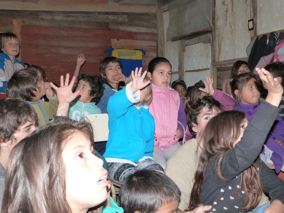 """Taller de """"Derechos del Niño"""" en La Plata"""