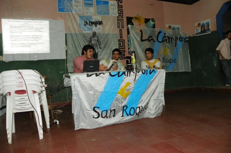 San Roque YPF
