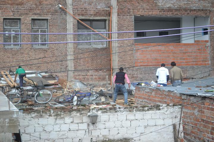 Jornada Solidaria en Ciudad Oculta (Villa 15)
