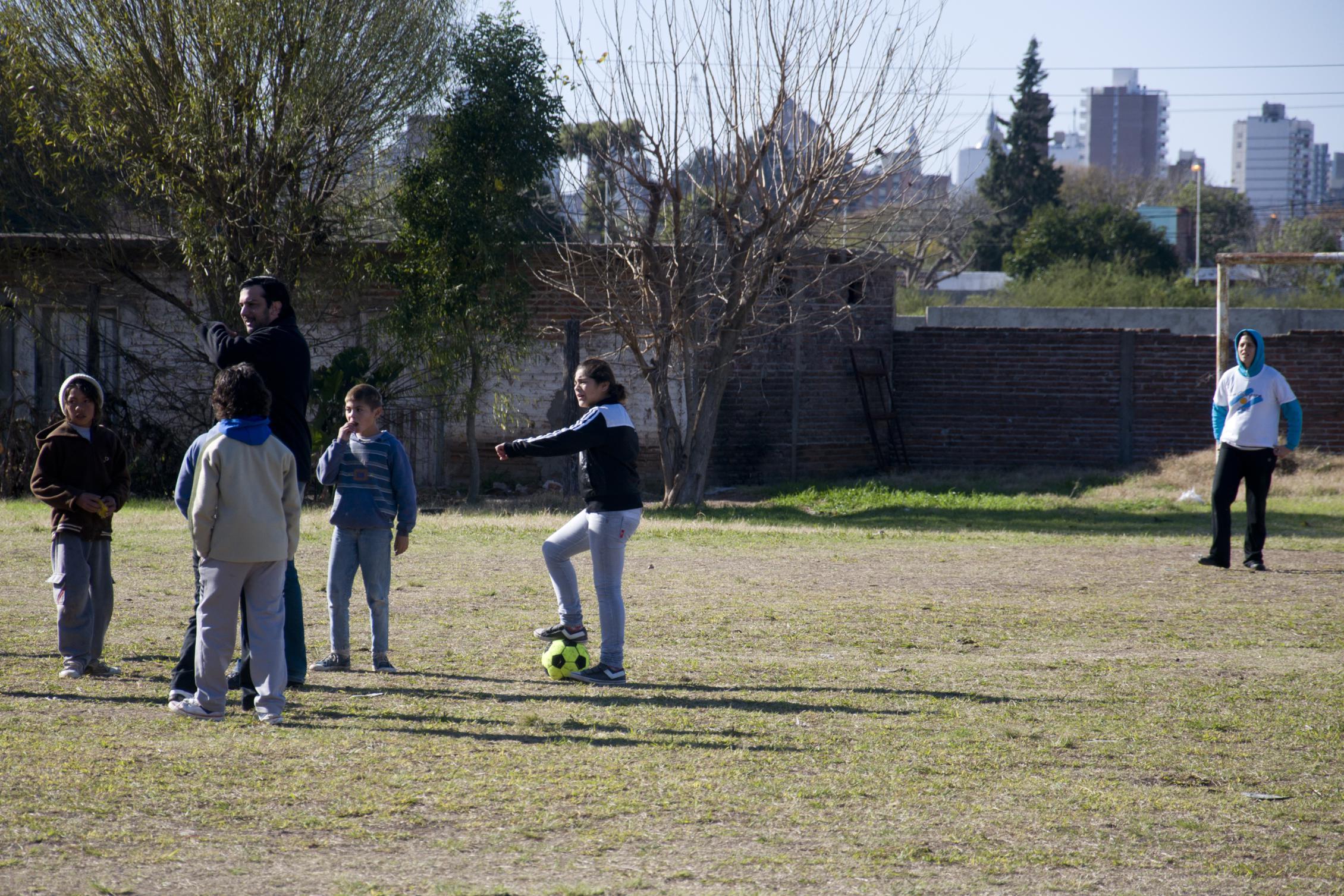 Jovenes x los barrios