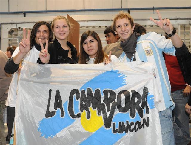 """La Cámpora presente en la Fábrica """"Pastasole"""" de Chivilcoy"""
