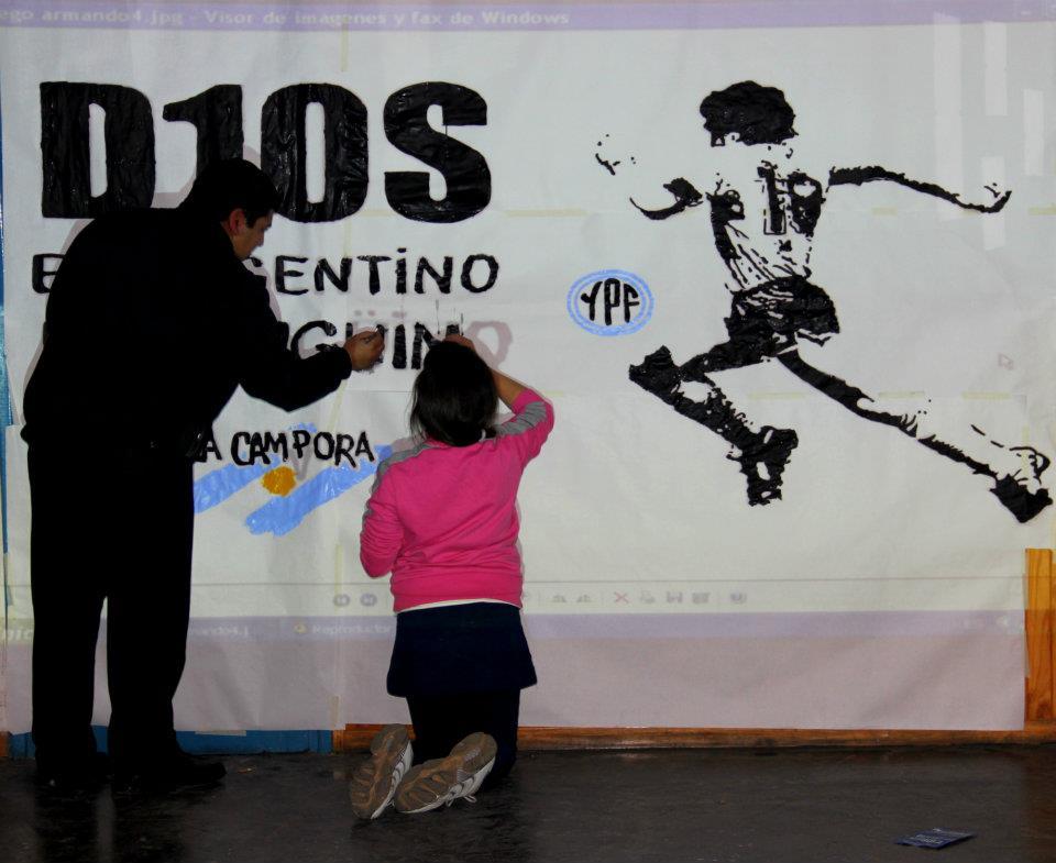 Homenaje al Diego 01