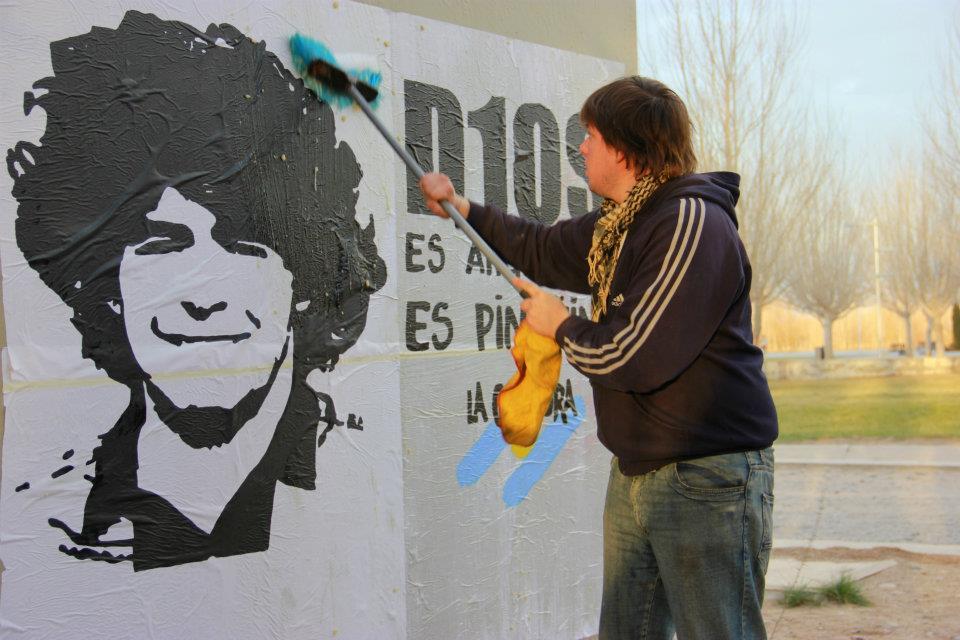 Homenaje al Diego 08