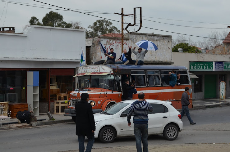 La Cámpora acompaña a Cristina en Ensenada