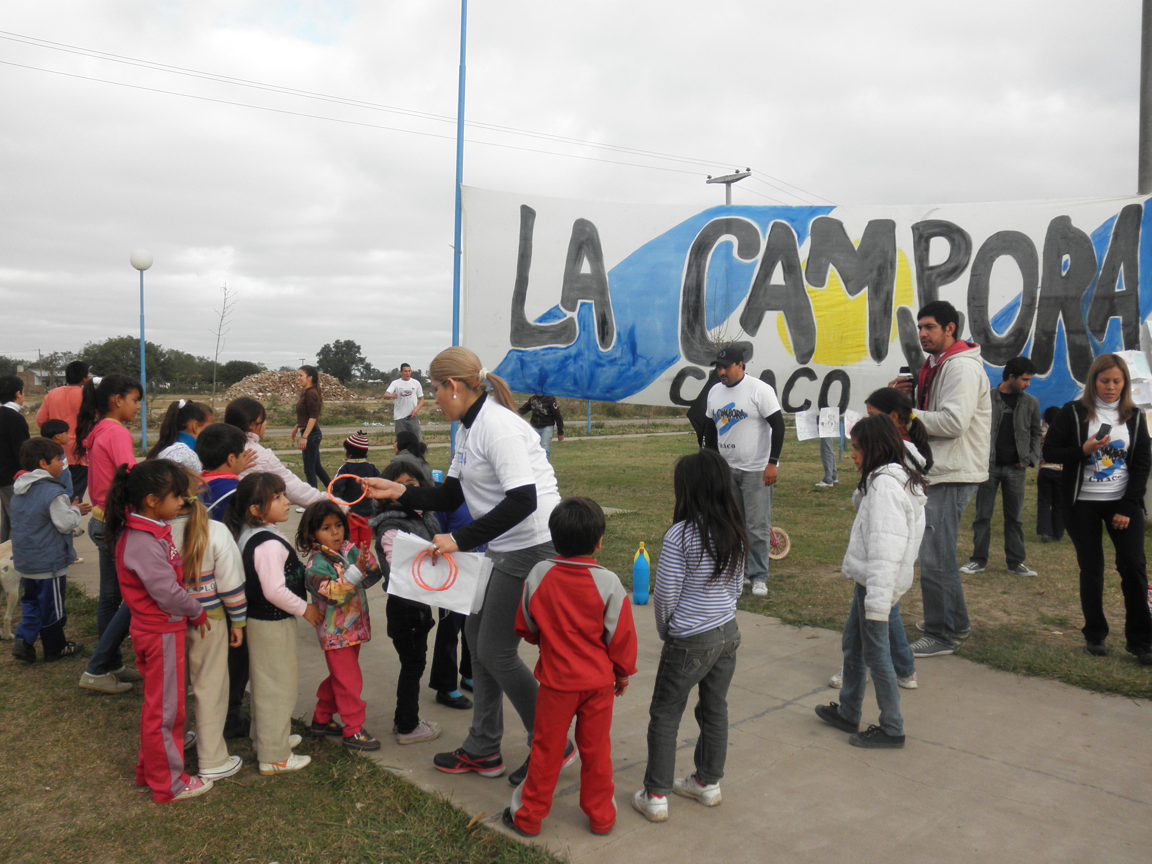 Chaco solidario