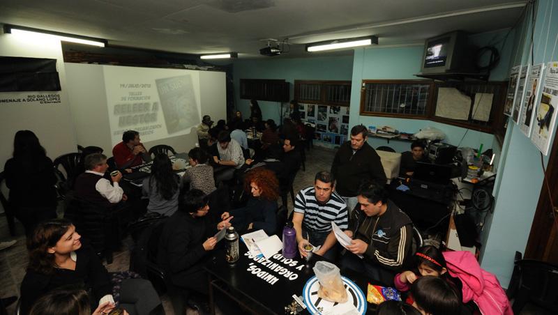 Santa Cruz taller sobre NK