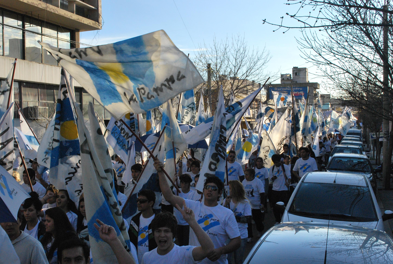 Unidos y organizados en La Pampa
