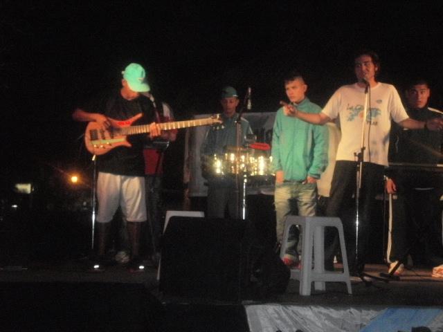 A pura música en Pilar