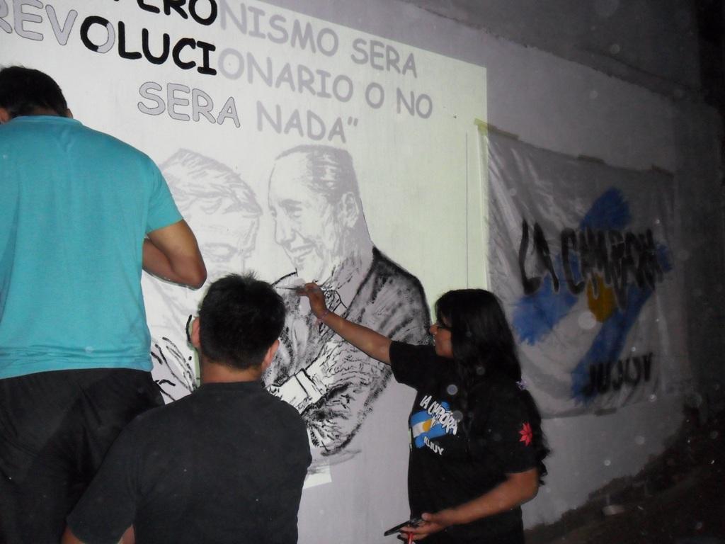Jujuy Mural