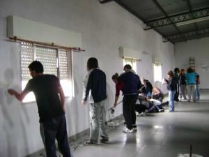 Buenos Aires: Más jornadas solidarias en centros de jubilados